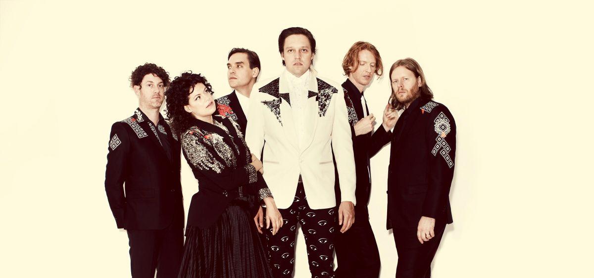 Arcade Fire atuam pela primeira vez no Rock in Rio
