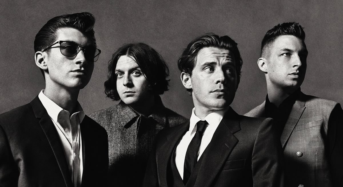 Arctic Monkeys no Optimus Alive 2014