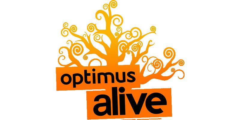 Optimus Alive / NOS Alive 2014