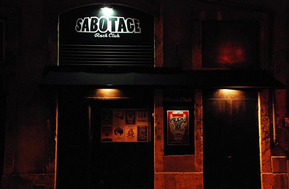 Sabotage (Rock Club) Sabotage