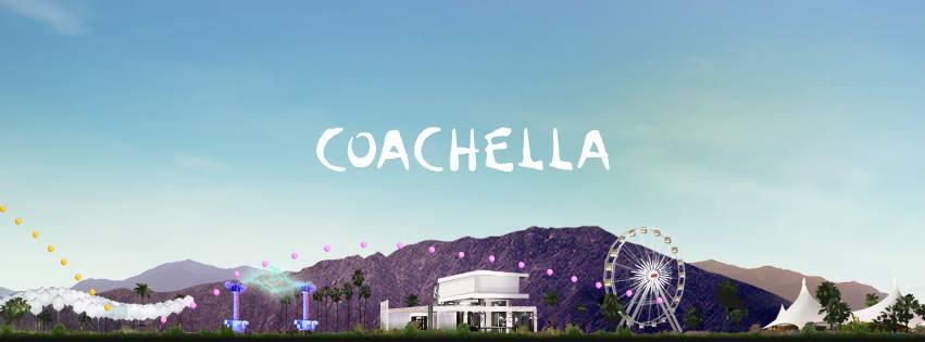 OutKast, Muse e Arcade Fire são os cabeças de cartaz do Coachela 2014