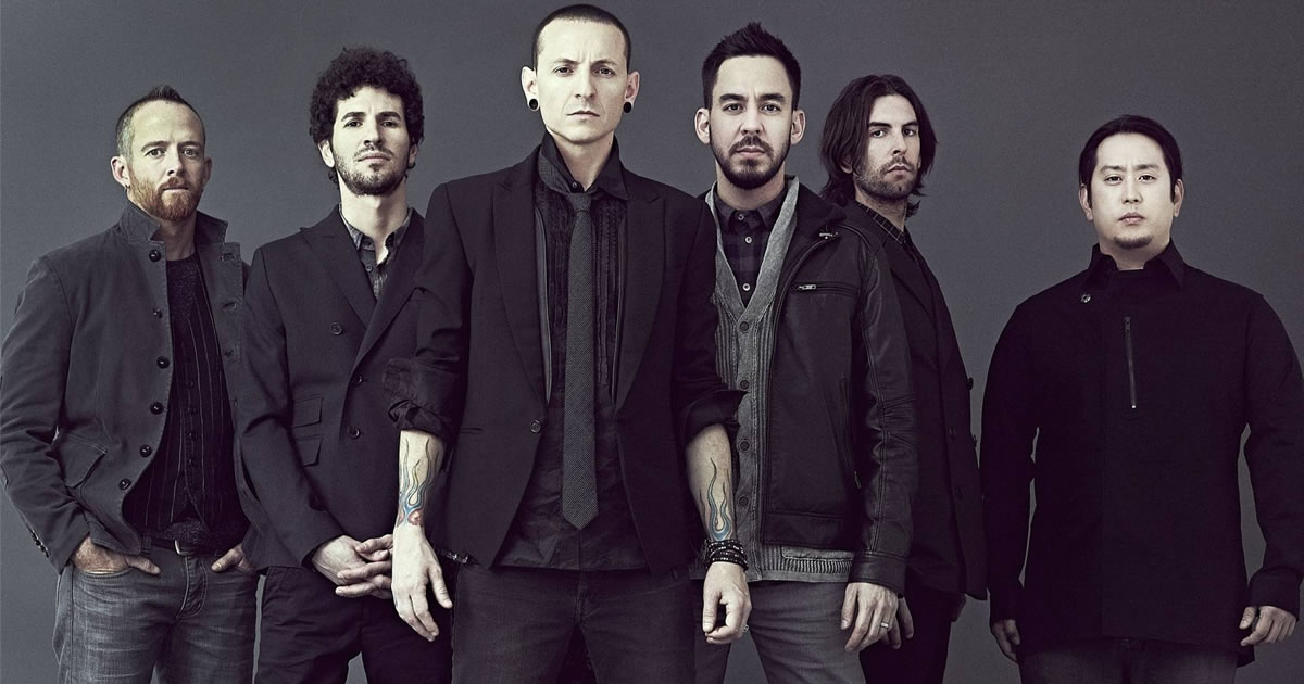 Linkin Park a 30 de Maio no Rock In Rio