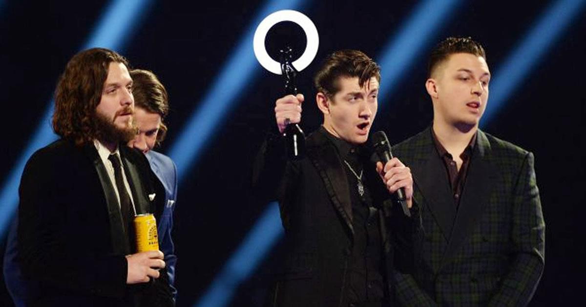 Veja aqui os vencedores dos Brit Awards 2014