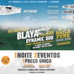 Concertos Talkfest + I Love Baile Funk