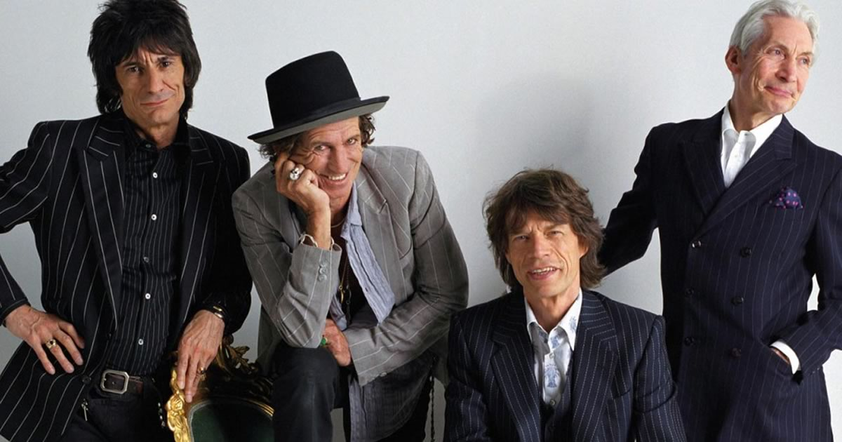 Rock In Rio Lisboa: The Rolling Stones confirmados!