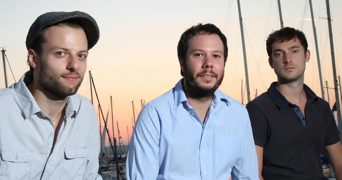 Spyros Manesis Trio comemoram Dia Internacional do Jazz no Seixal