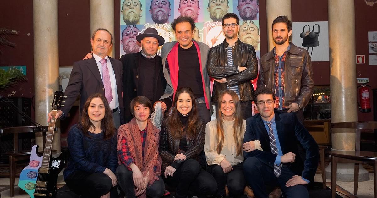 Linda Martini, Gisela João, Rui Pregal da Cunha e os Deolinda prestam homenagem a António Variações