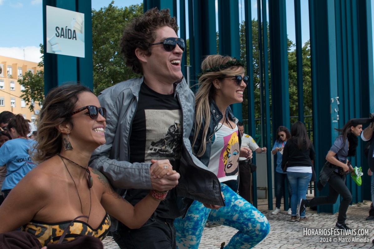 Primeiro dia de Rock in Rio Lisboa - O frio que aqueceu a alma