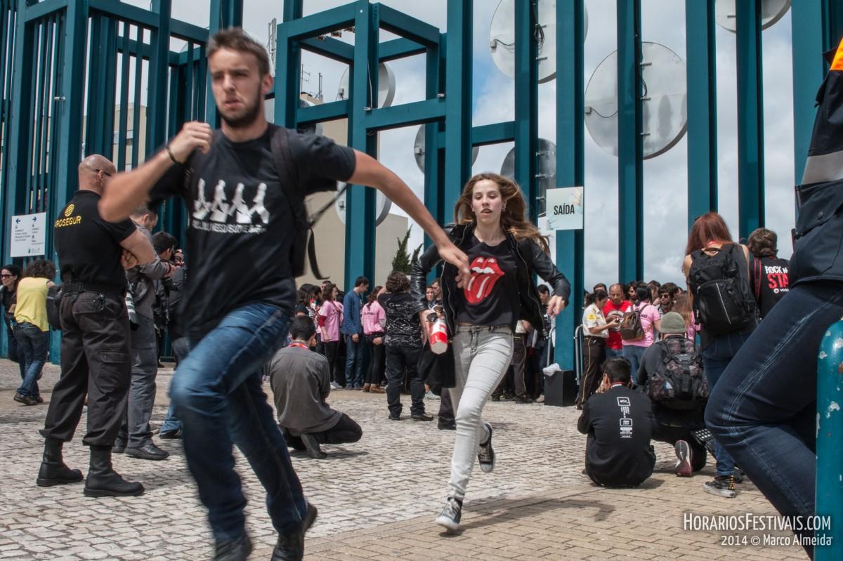 Segundo dia de Rock in Rio - The Rolling Stones, 50 anos a rockar o mundo