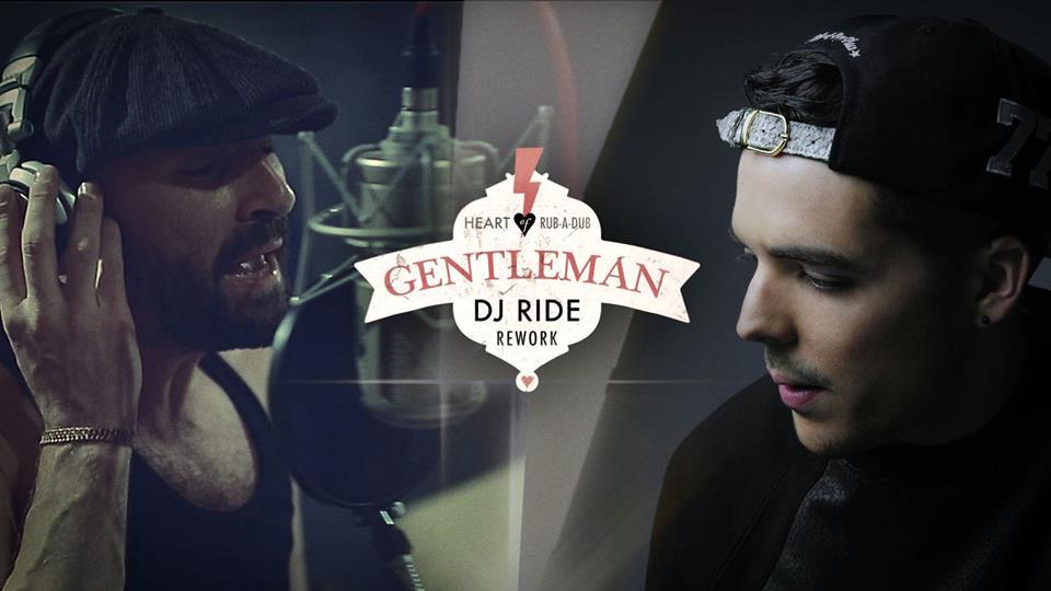 """Vê aqui o vídeo de Gentleman vs. Dj Ride """"Heart Of Rub-A-Dub - rework"""""""