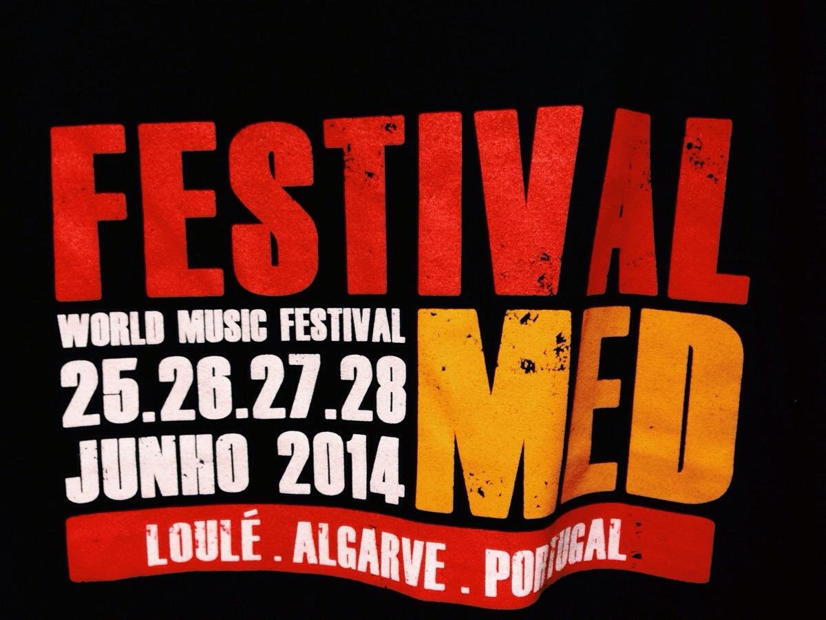 A temperatura está perfeita para uma grande noite! #festivalMED