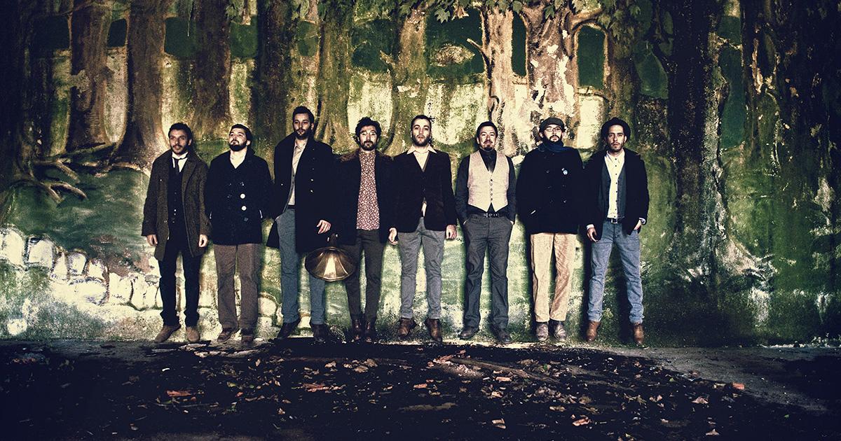Brass Wires Orchestra apresentam novo álbum em Lisboa e Porto