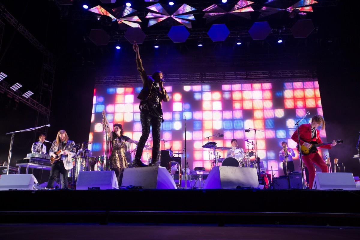 """Quarto dia do Rock in Rio - Os Arcade Fire foram tão """"Royalsss"""""""