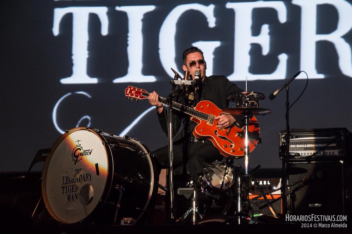 Tigerman no Vilar de Mouros e outras novidades