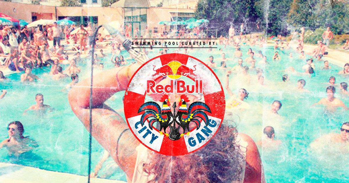 Milhões de Mergulhos: Red Bull City Gang no Festival Milhões de Festa