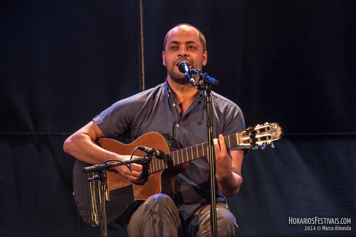 António Zambujo a 23 de julho no EDP Cool Jazz