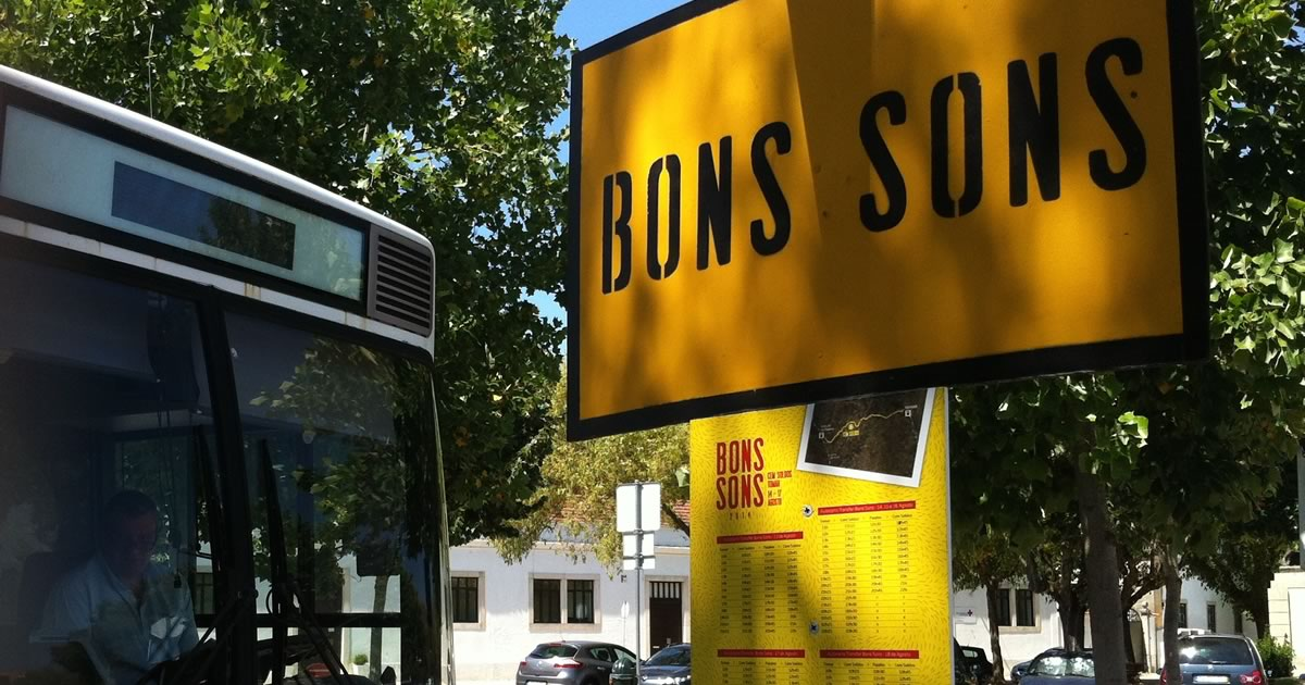Bons Sons 2018: O que não podes perder