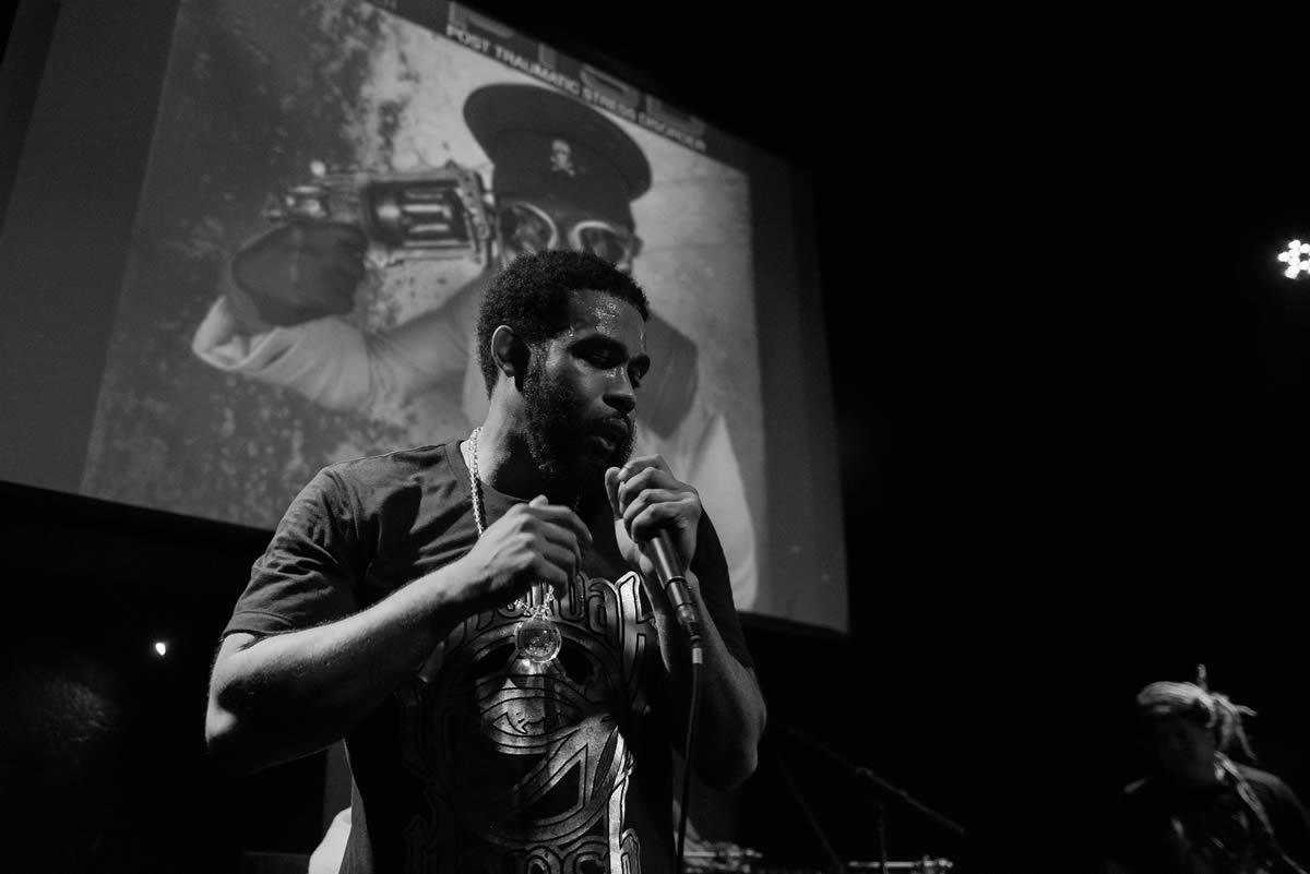 Pharoahe Monch, Stereossauro, Salto e Francis Dale no Mexefest 2014