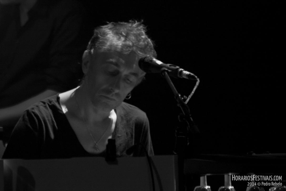 O fabuloso infinito de Yann Tiersen - Reportagem no concerto do CCB