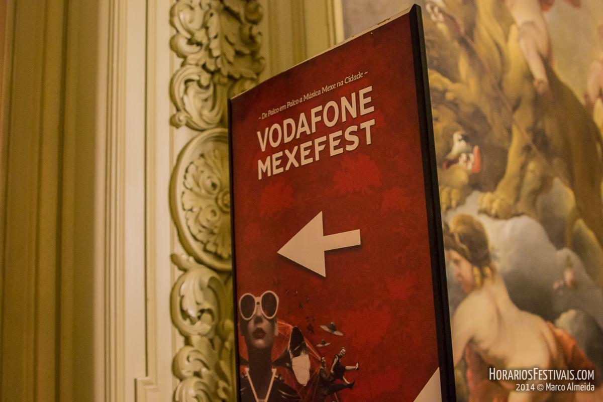Vodafone Band Scouting vai selecionar bandas para atuarem no Mexefest