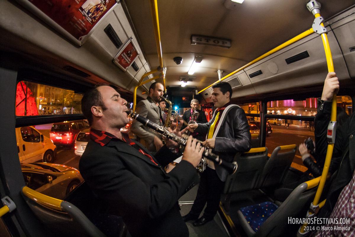 Vê todas as fotos dos Turbo Balkan Beats no Vodafone Mexefest