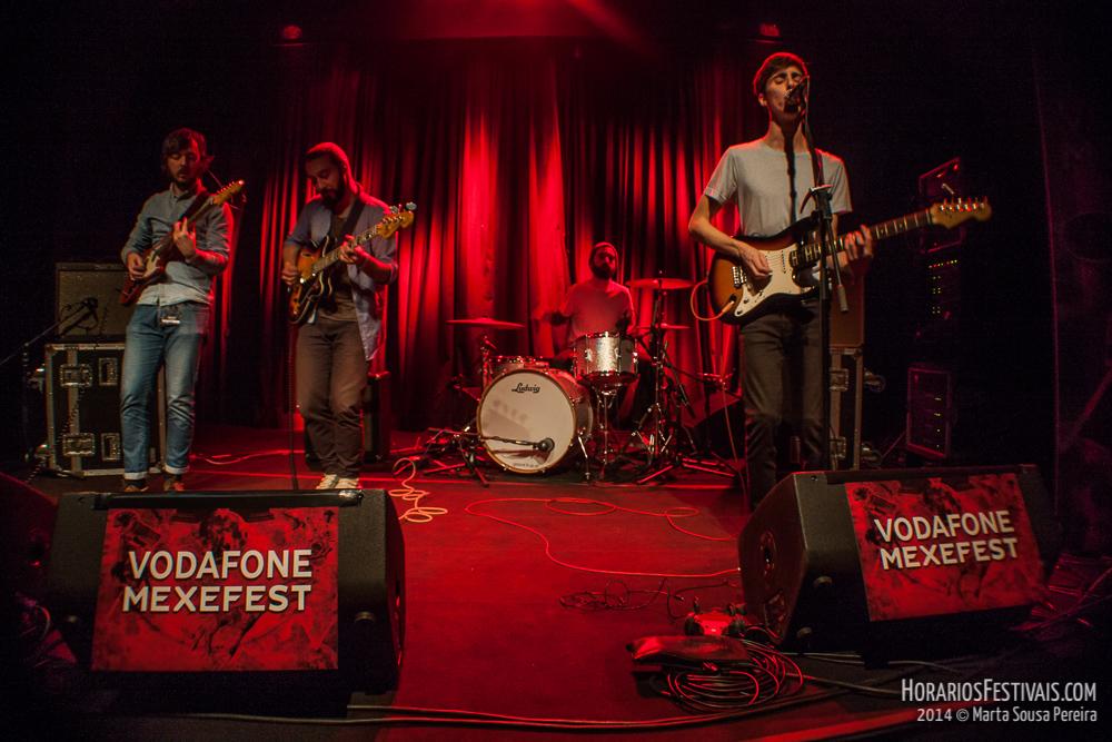 Vê todas as fotos de Duquesa no Vodafone Mexefest