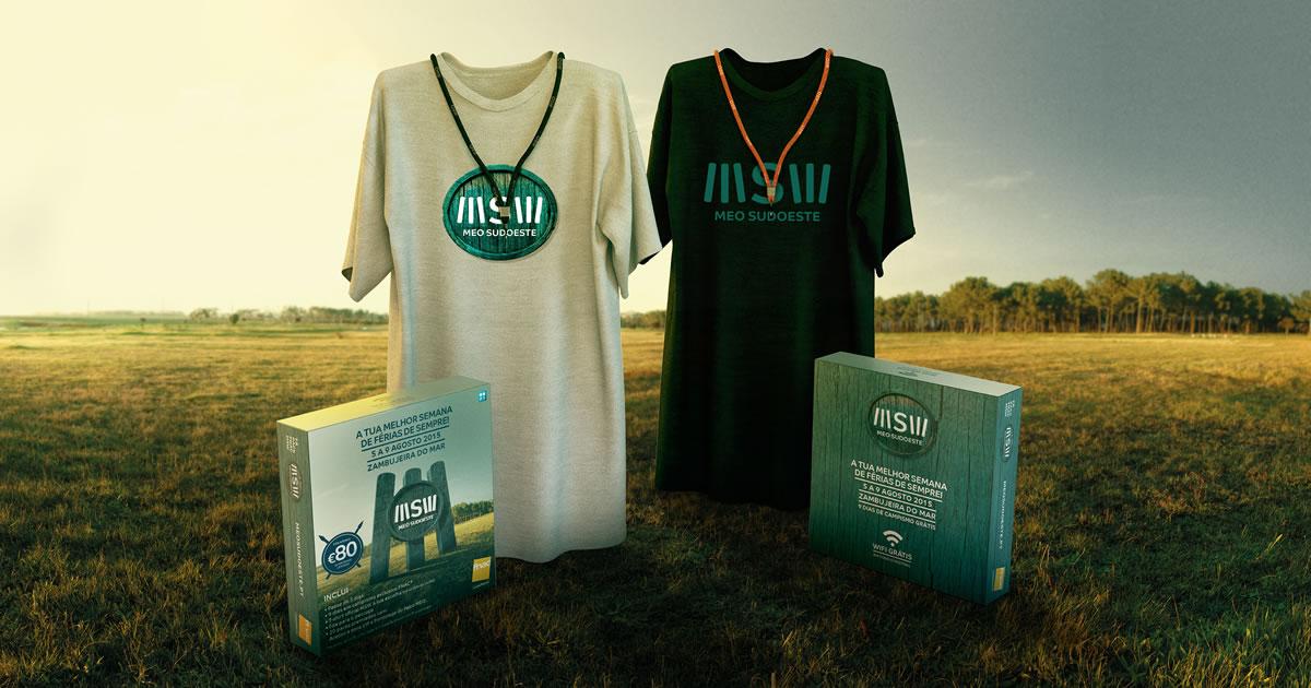 Edição limitada de Natal de Fã Pack exclusivo FNAC MEO Sudoeste já à venda