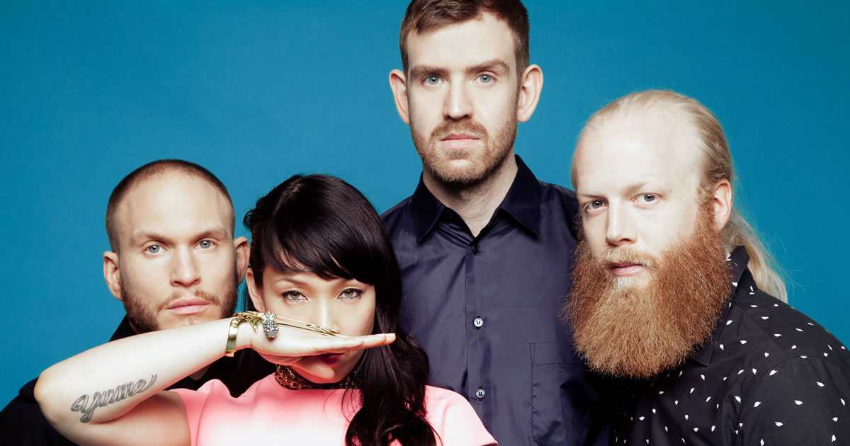 Little Dragon, Kindness e Modernos no Palco EDP do SBSR