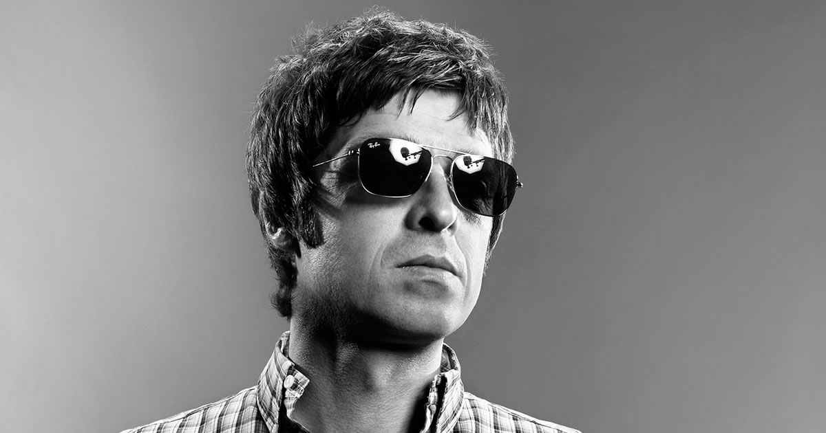 Noel Gallagher's High Flying Birds no Super Bock Super Rock a 16 de Julho