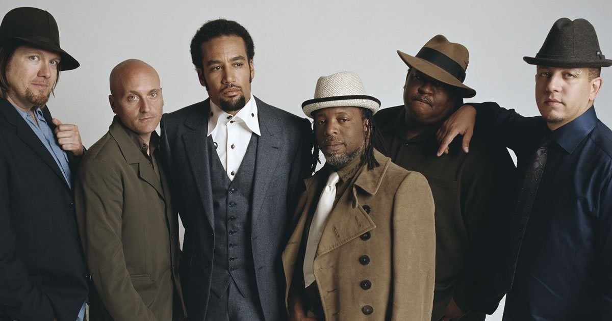 Ben Harper & The Innocent Criminals no NOS Alive 2015