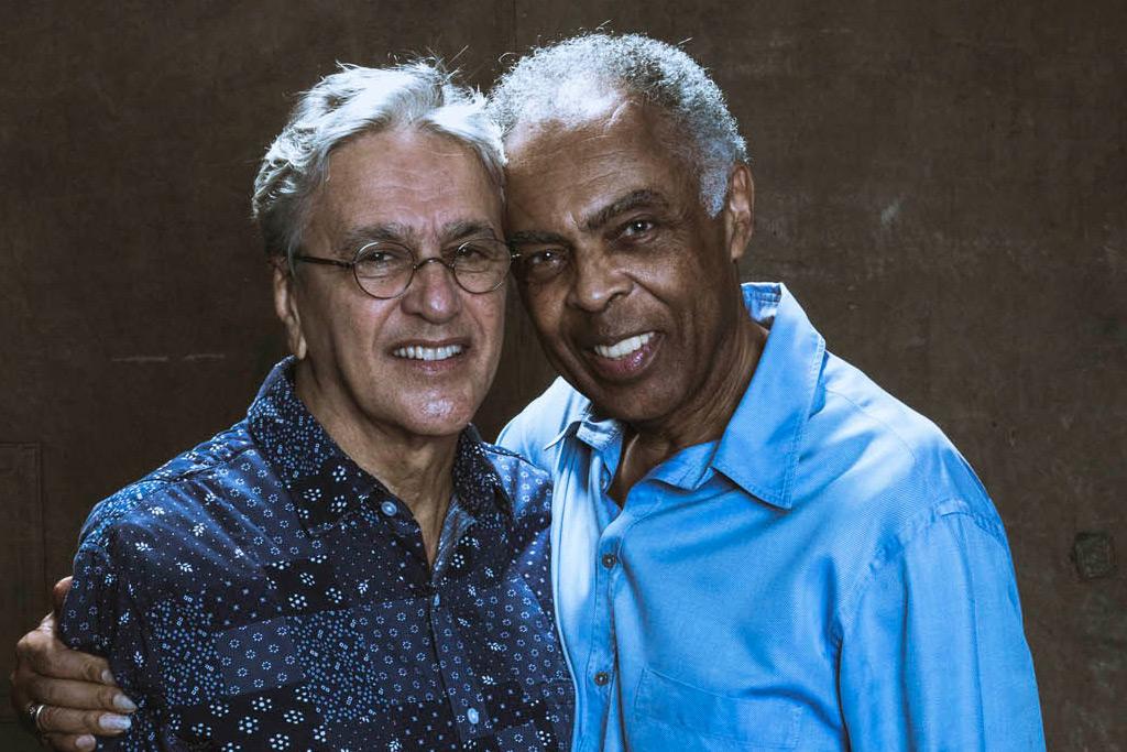 Caetano Veloso e Gilberto Gil juntos num concerto único no EDP Cool Jazz