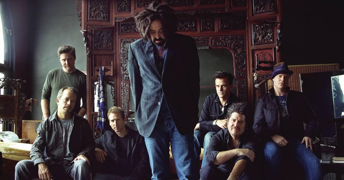 Counting Crows apresentam novo álbum no NOS Alive a 11 de Julho