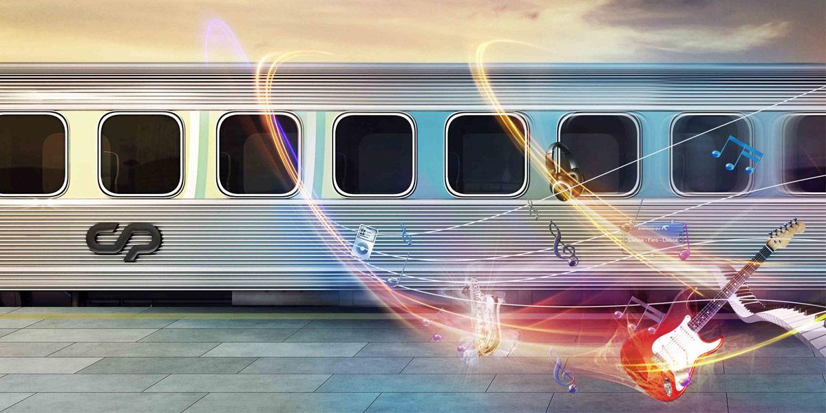 Vá de comboio ao NOS Alive e aproveite os horários especiais