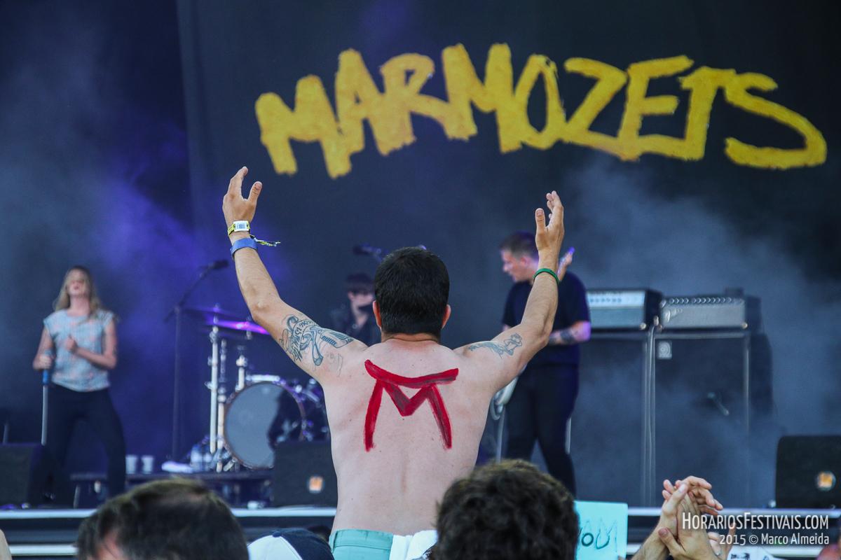 Vê todas as fotos dos Marmozets no NOS Alive
