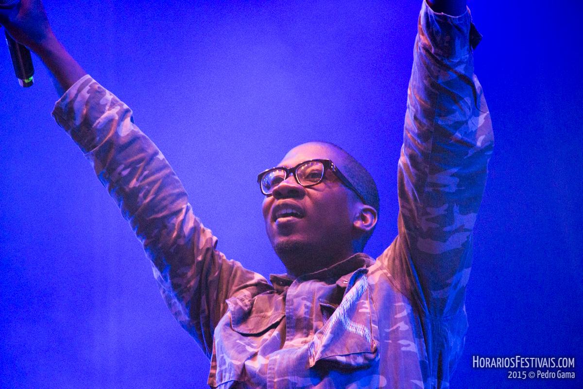King Lenny desagua na Buraka - O 2º dia do MEO Marés Vivas