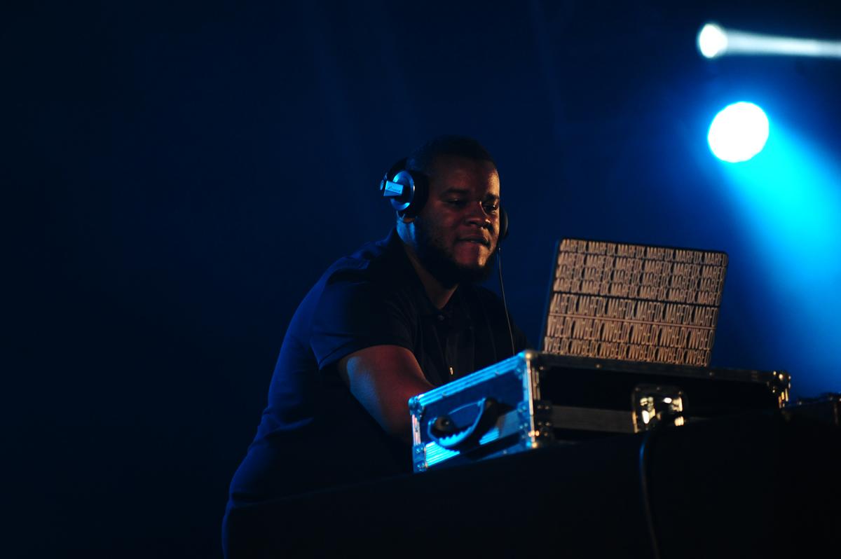 DJ Marfox © Gonçalo Santos - O Sol da Caparica