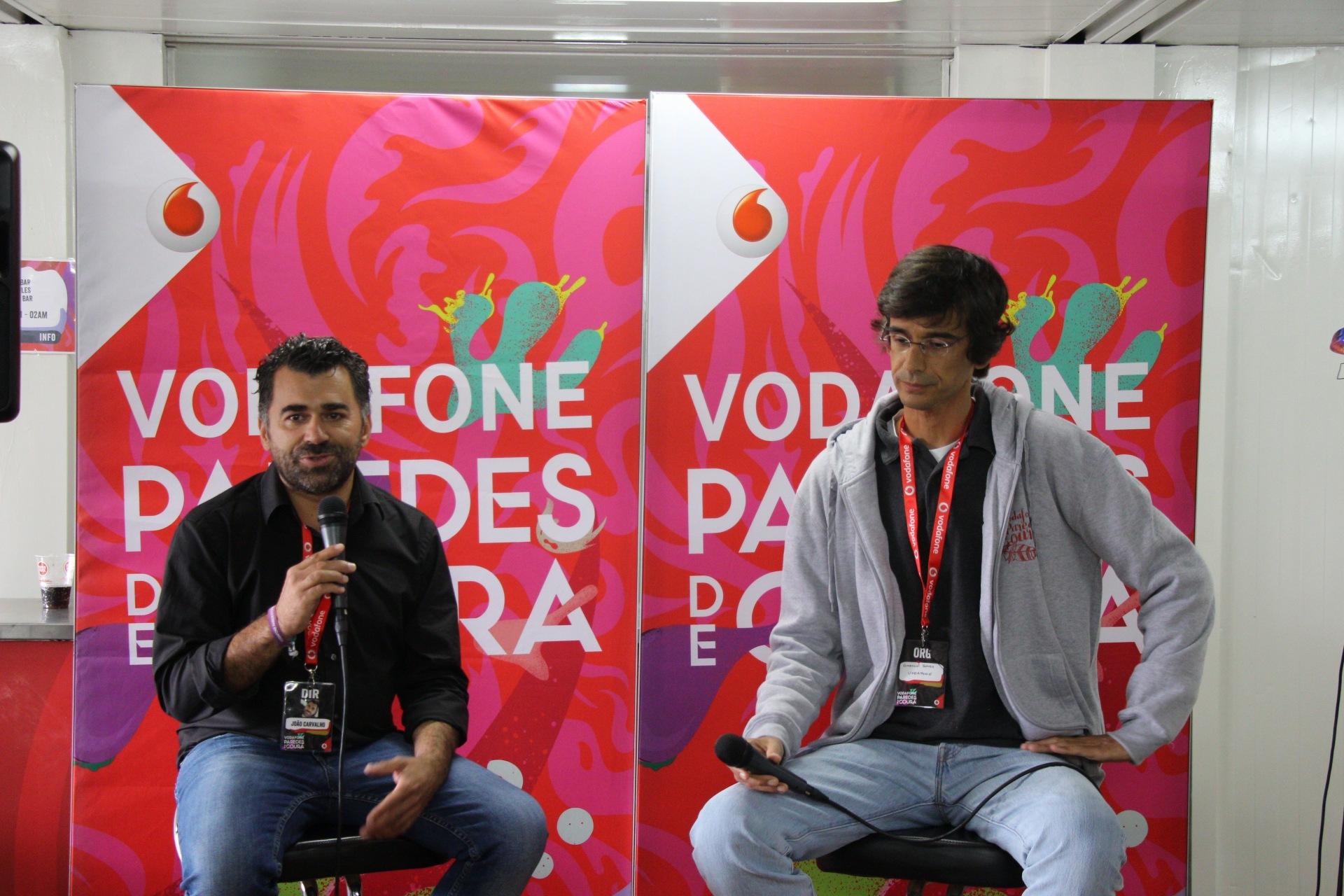 Organização confirma o melhor ano do #vodafoneparedesdecoura