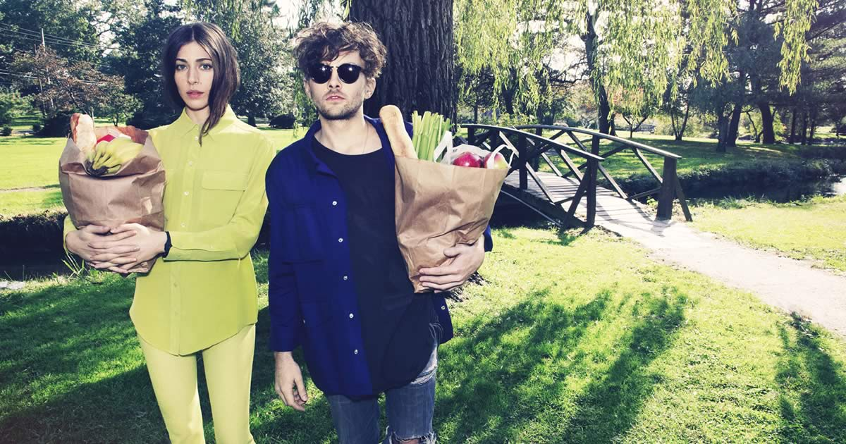 Mexefest confirma Chairlift, Do Amor e They're Heading West