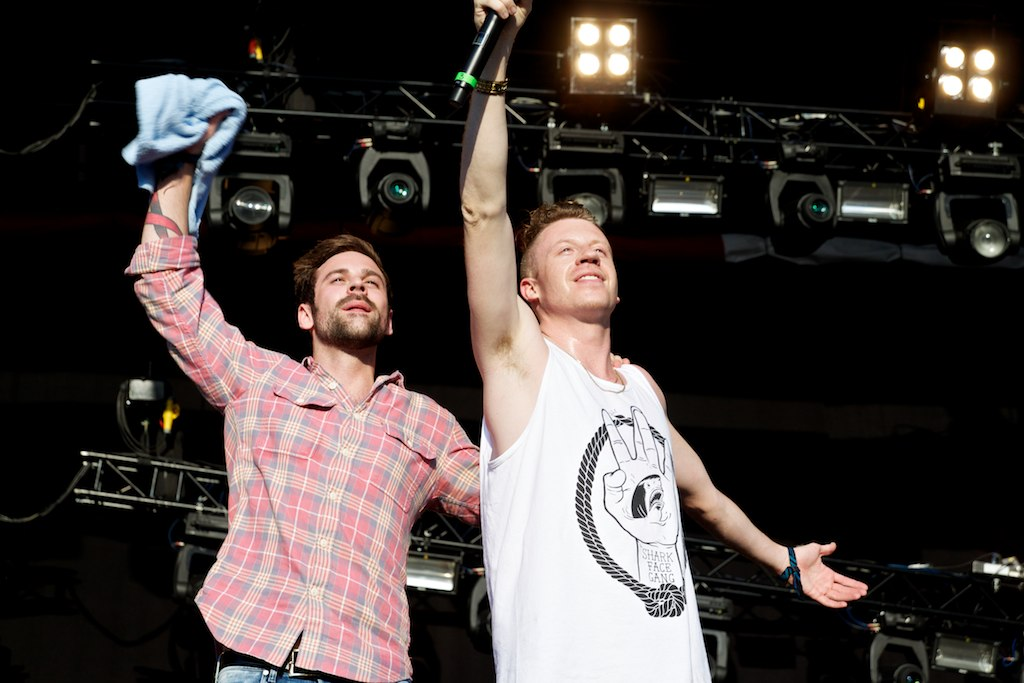 Macklemore & Ryan Lewis pela primeira vez em Portugal em Março