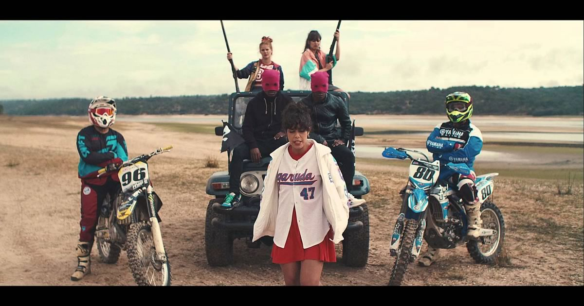 "Novo single e vídeo para Da Chick: ""Don't Touch My Soul"""