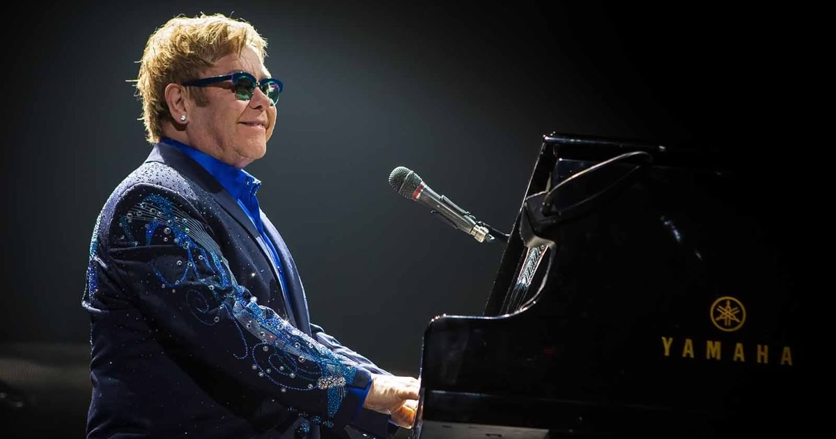 Elton John sobe ao palco mais cedo no MEO Marés Vivas