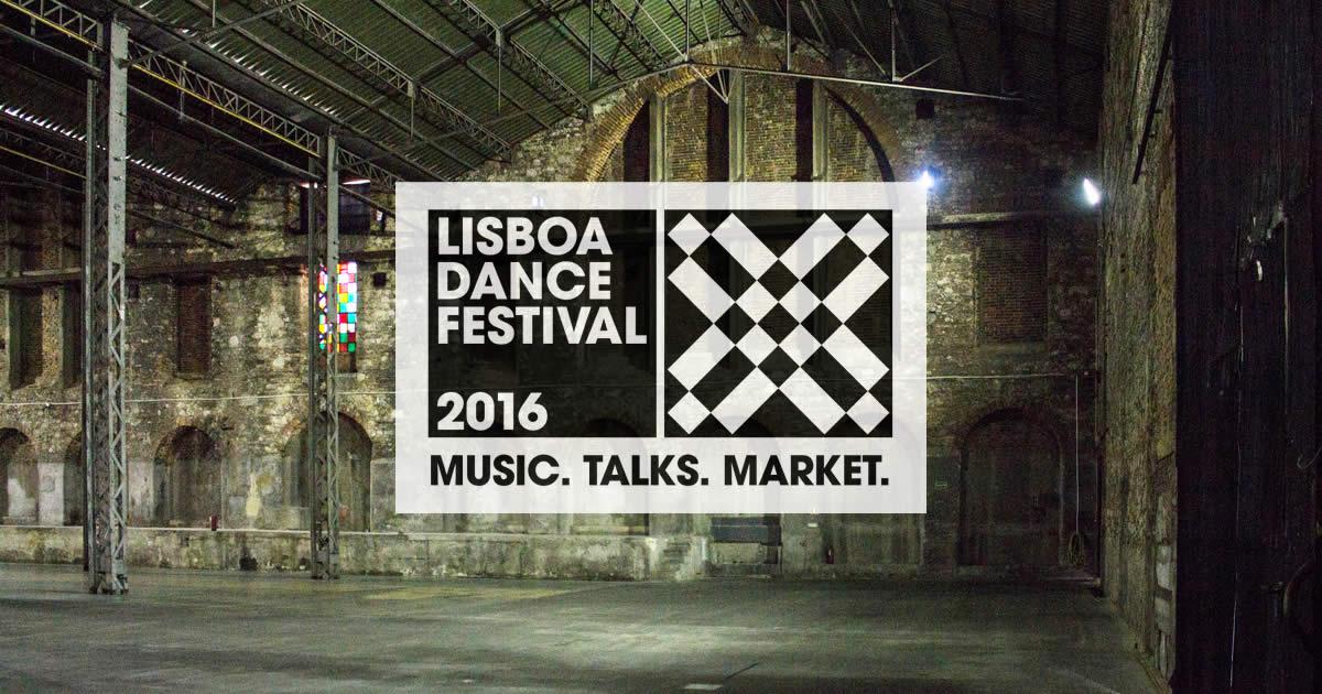 Lisboa Dance Festival a 4 e 5 de Março de 2016 no LX Factory