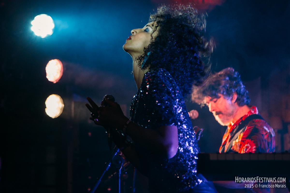 Vê todas as fotos de Rita & O Revólver no Vodafone Mexefest