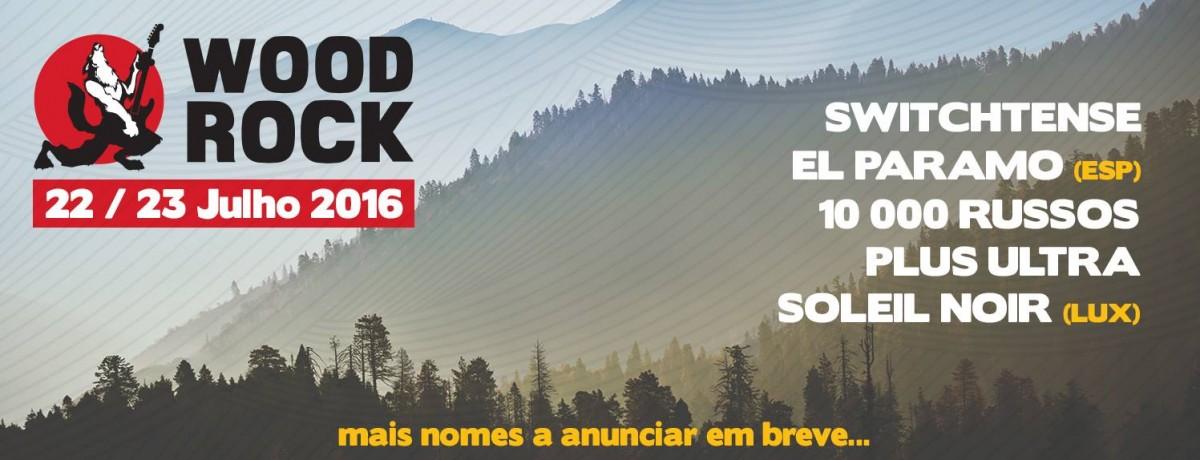 Woodrock acontece de 22 a 23 de Julho e apresenta as primeiras confirmações