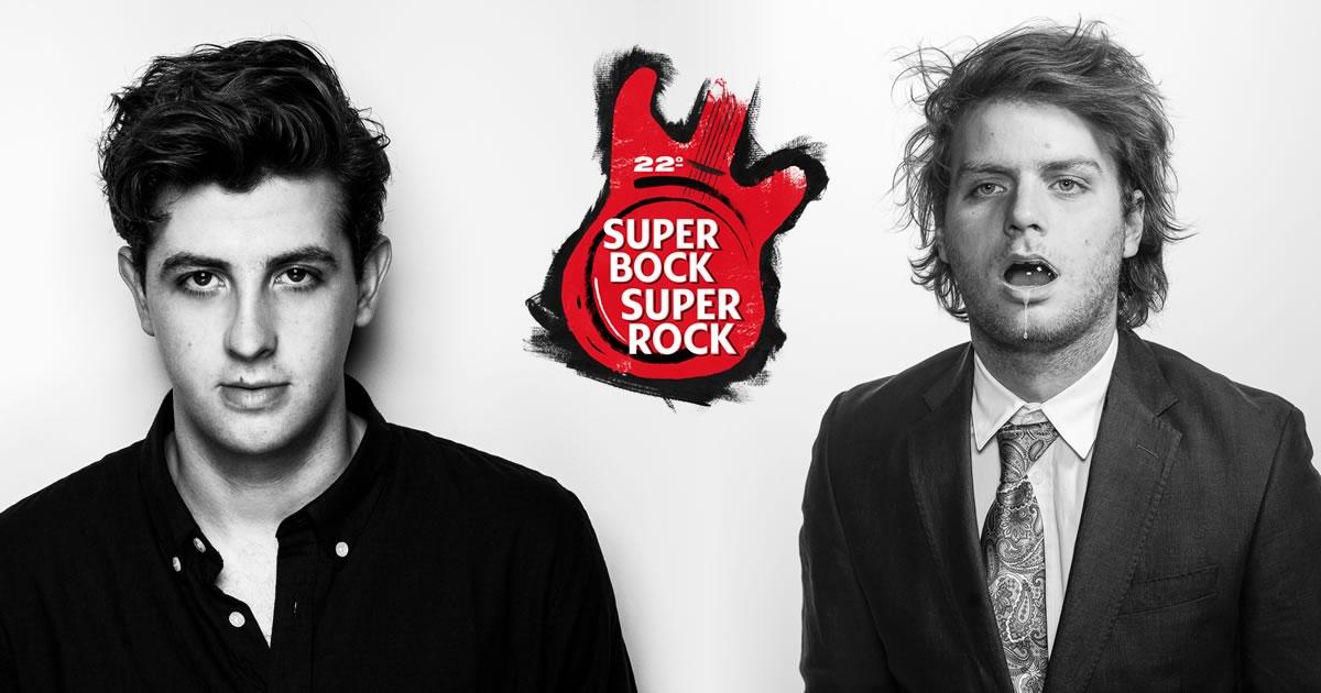Jamie xx e Mac DeMarco confirmados no Super Bock Super Rock