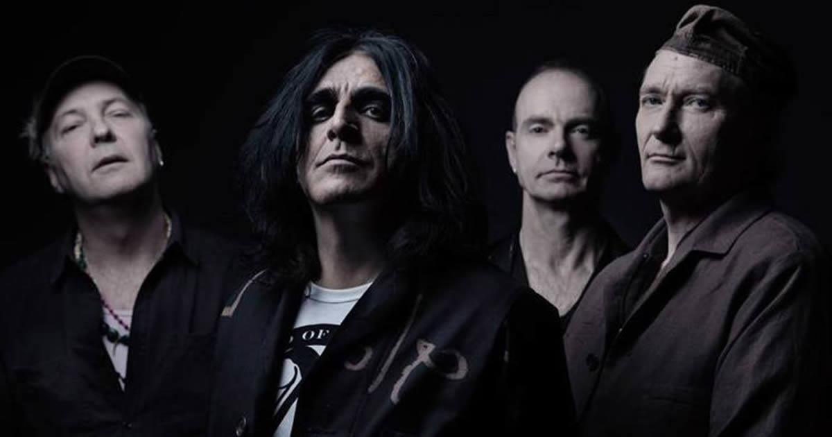 Killing Joke cancelam concerto no Reverence Valada 2016