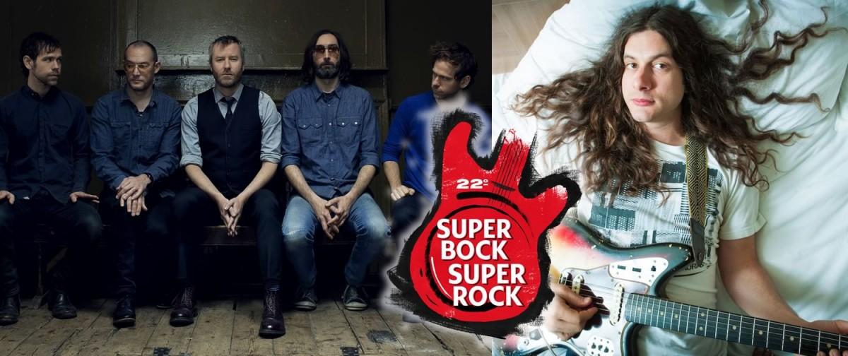 Primeiras confirmações do SBSR: The National e Kurt Vile
