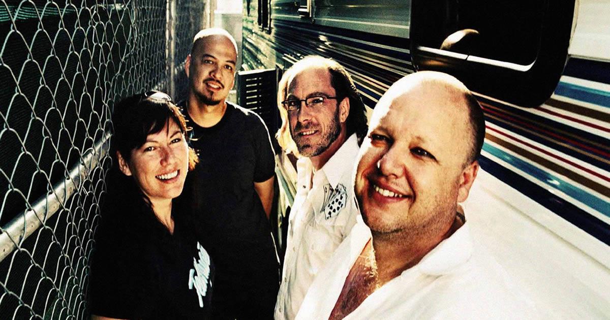 Pixies no NOS Alive a 7 de Julho