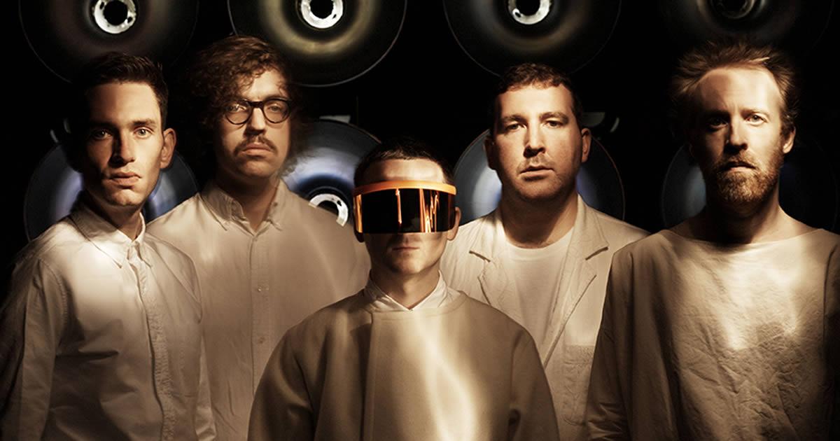 Hot Chip apresentam novo álbum a 8 de Julho no NOS Alive