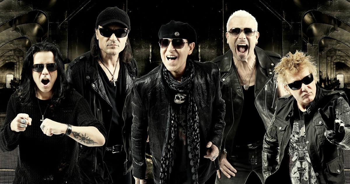 Scorpions em Lisboa a 28 de Junho para celebrar 50 anos de carreira